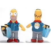 Pin Pals Homer 17-inch Plush