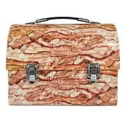 Bacon Dome Metal Lunch Box