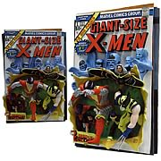 Marvel Giant Size X-Men #1 Comic Book Sculpture