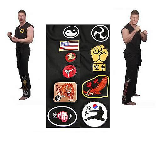 Karate Kid Cobra Kai Adult Gi Costume