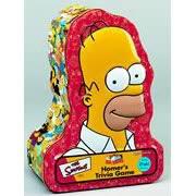 Homer Simpson Trivia Game