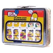 Simpsons Dominoes