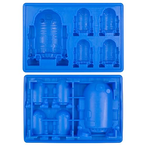Star Wars R2-D2 Silicon Tray