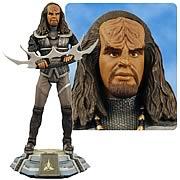 Star Trek Deep Space Nine Regent Worf Action Figure
