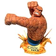 Marvel Universe Civil War Thing Bust