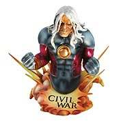Marvel Universe Civil War Nitro Bust