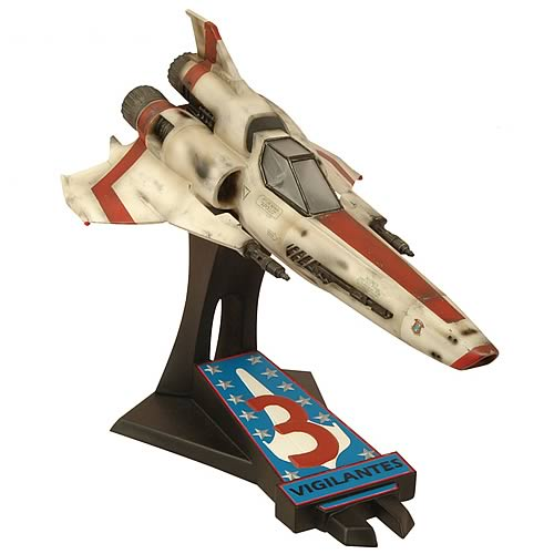 Battlestar Galactica Mark II Viper Statue
