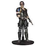 Watchmen Movie Comedian 1:6 Scale Figure