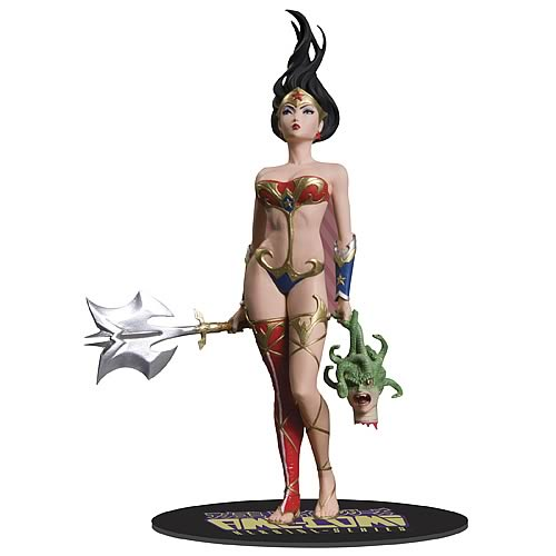 Wonder Woman Series 2 Ame Comi Statue