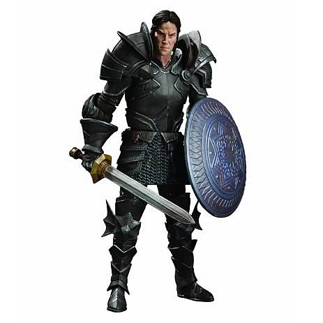 DRAGON Age Series 1 Loghain Action Figure