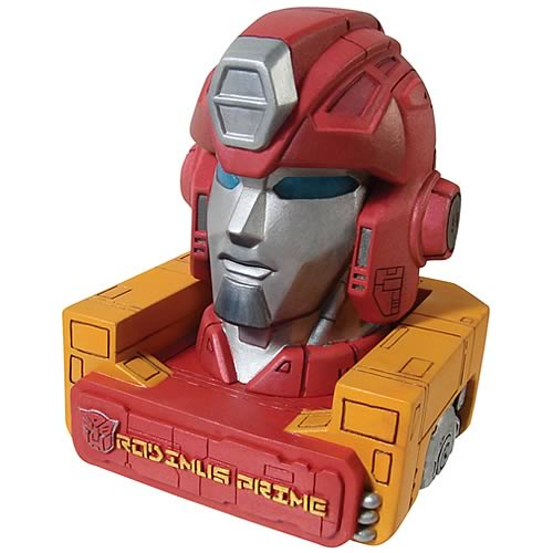 Transformers Rodimus Prime Bust