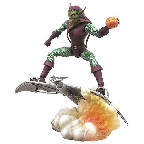 Spider-Man Green Goblin Marvel Select Action Figure