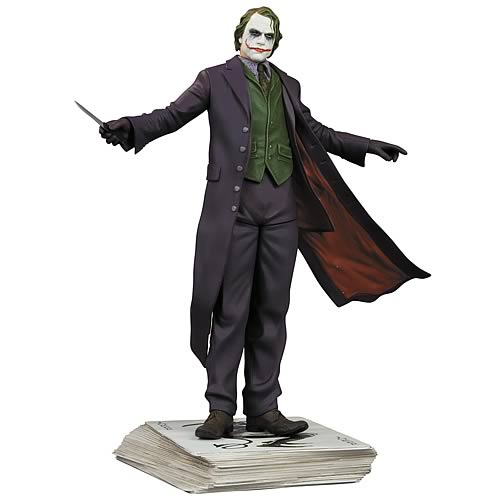 Batman: The Dark Knight The Joker Statue