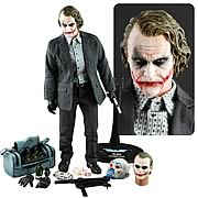 Batman: Dark Knight 1:6 Scale Bank Robber Joker Figure