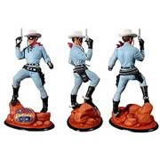 The Lone Ranger Maquette