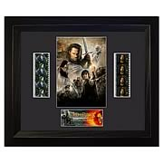Lord of the Rings Return of the King Double Film Cell