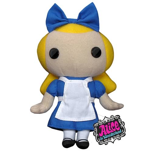 Alice in Wonderland Alice Plush
