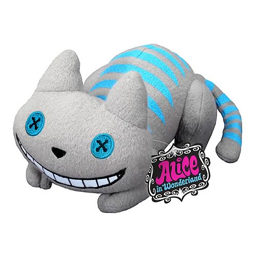 Alice in Wonderland Cheshire Cat Plush