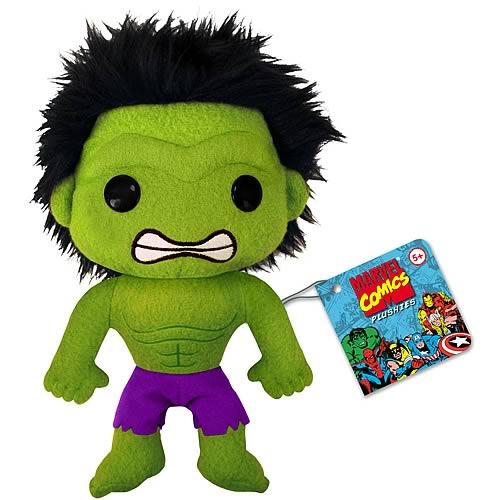 Hulk 7-Inch Plush