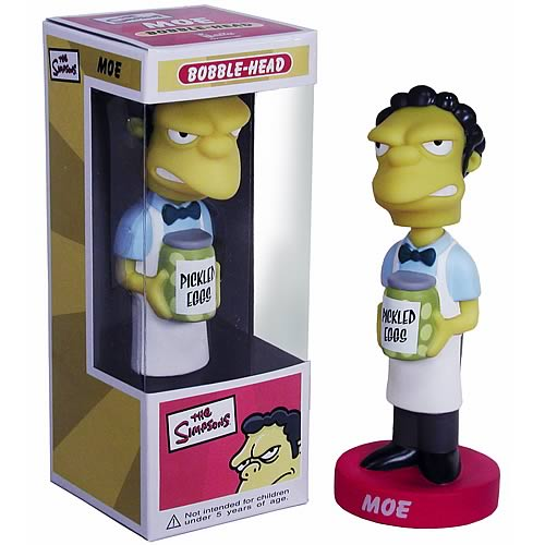 Simpsons: Moe Wacky Wobbler