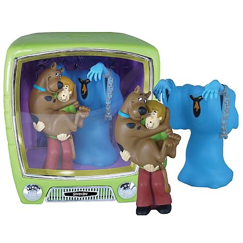 <b>Fun</b>koVision Scooby-Doo, Shaggy &amp; Phantom Vinyl Figure Set