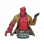 Hellboy II Mini Bust