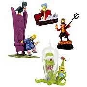 Simpsons Bust-Ups Series 1 Set