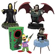 The Simpsons Treehouse of Horror 2006 Set