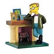 Simpsons: You`re A Genius, Sir Mini Statue