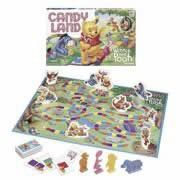 Candy Land Game - Winnie the Pooh Edition