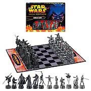Star Wars Chess The Saga Edition