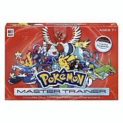 Pokemon Trainer's Choice Game