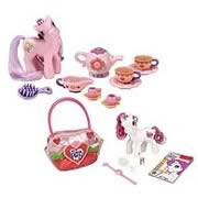 My Little Pony Tea Set & Purse Assortment 1