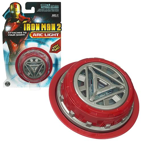 Iron Man Movie ARC Light