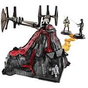 SW Episode III Mustafar Final Duel Playset