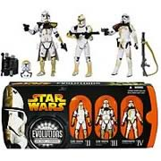 Star Wars Episode III Evolutions Pack 2: Clone Trooper