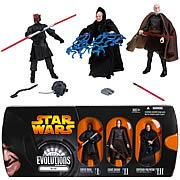 Star Wars Episode III Evolutions Pack 3: Sith Lords