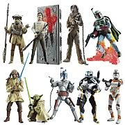 Star Wars Saga Collection Action Figures Wave 3 Rev. 3