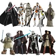 Star Wars Saga Collection Action Figures Wave 4 Rev. 3
