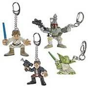 Star Wars Galactic Heroes Backpack Danglers