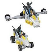 SW Galactic Heroes Convertible Vehicle Assortment 1