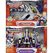 Super Optimus Prime & Galvatron