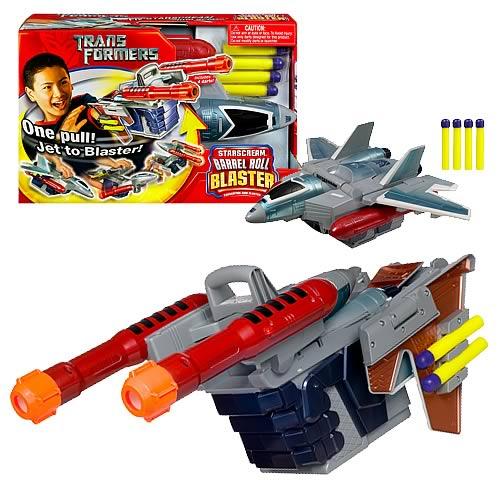 NYCC 2011 - Nerf N-Strike Transformers Bumblebee Blaster Revealed ...
