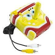 Spongebob Squarepants Dilly Dabbler 10-in-1 TV Game