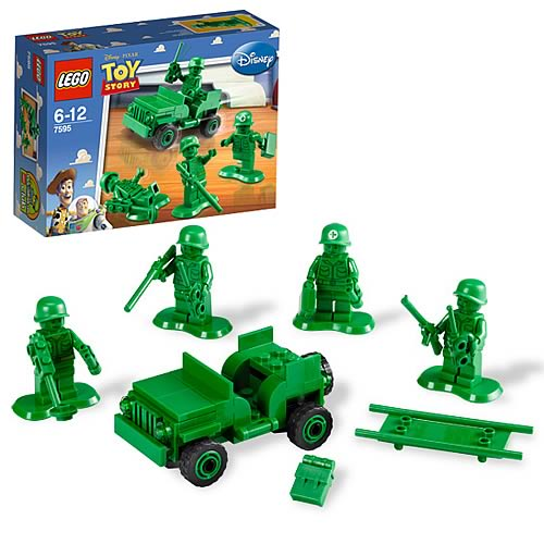 Lego toy story 7595 army men on patrol free pic - Lego toys story ...