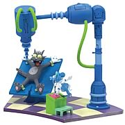 The Simpsons Itchy & Scratchy Spay Anything Set
