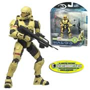 EE Exclusive Halo 3 Pale Yellow ODST Action Figure