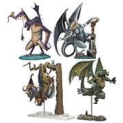 McFarlane Dragons Series 8 Set