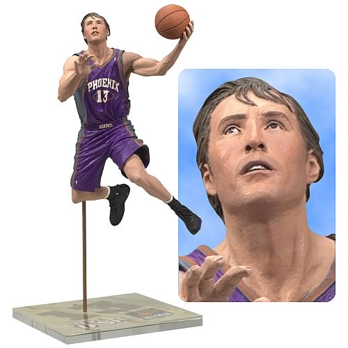 NBA Series 14 Steve Nash Action Figure