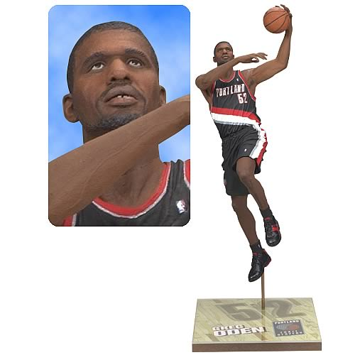 NBA Series 14 Greg Oden Action Figure
